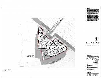 1805-SPP-01-DR-A-P-20-08-01-01-S4-P01-Proposed Level 08 Floor Plan