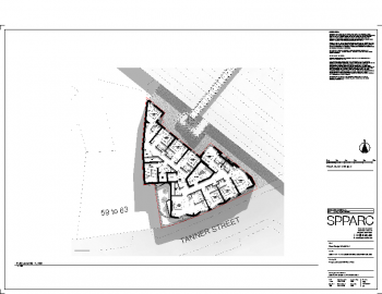 1805-SPP-01-DR-A-P-20-06-01-01-S4-P01-Proposed Level 06 Floor Plan