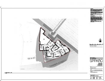 1805-SPP-01-DR-A-P-20-09-01-01-S4-P01-Proposed Level 09 Floor Plan