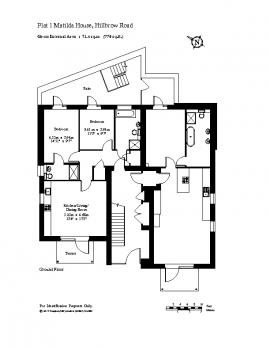 Flat 1 Matilda House