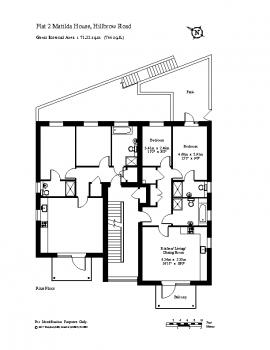 Flat 2 Matilda House