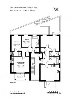 Flat 3 Matilda House