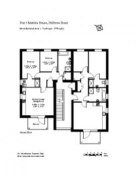 Flat 5 Matilda House