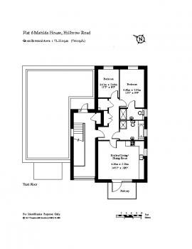 Flat 6 Matilda House