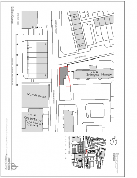 Existing Location and Site Plan